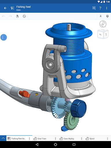 Onshape 3D CAD  screenshots 5