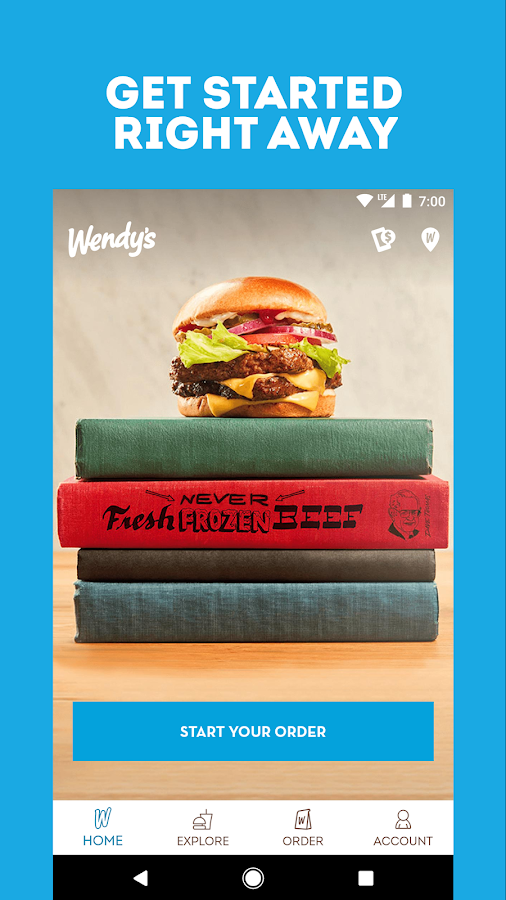 Wendy's- screenshot