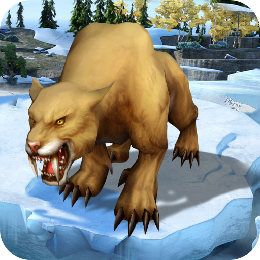 Carnivores Sabertooth Ice Age 模擬 App LOGO-APP開箱王