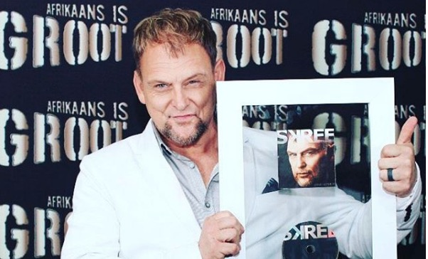 Steve Hofmeyr has shared his opinions about the renaming of Grahamstown.