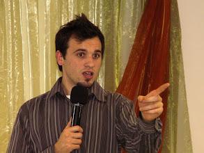 Photo: 2010. november 21-én Rémán Dániel volt vendégünk