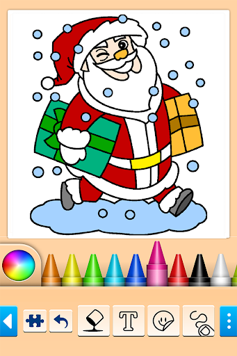 Christmas Coloring 10.4.4 screenshots 2
