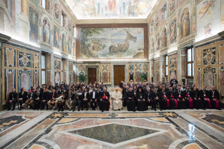 Diễn từ của Đức Thánh Cha tại Hội nghị Mục vụ cho Sinh viên Quốc tế