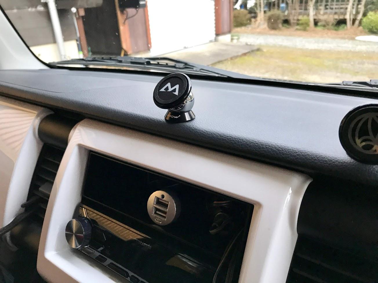 MPOW Grip Magic Car Mount (MCM18)