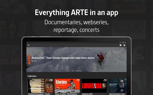 ARTE screenshot 6