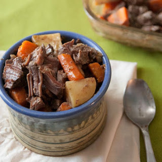Pot Roast With Cream Of Mushroom Soup In Oven Recipes