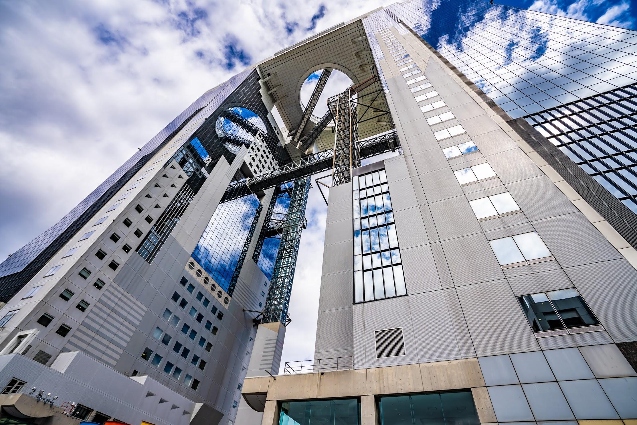 Umeda Sky Building3