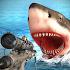 Survivor Sharks Game: Shooting Hunter Action Games