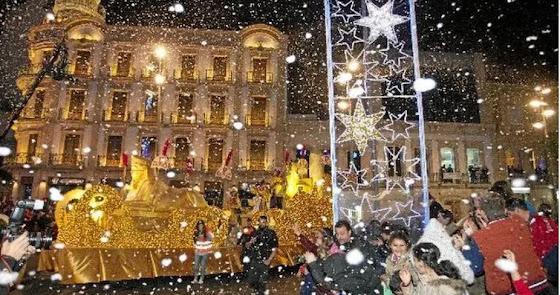 Almería tendrá Cabalgata de Reyes pero no vivirá la Noche en Negro
