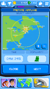 Airline Tycoon - Free Flight- screenshot thumbnail