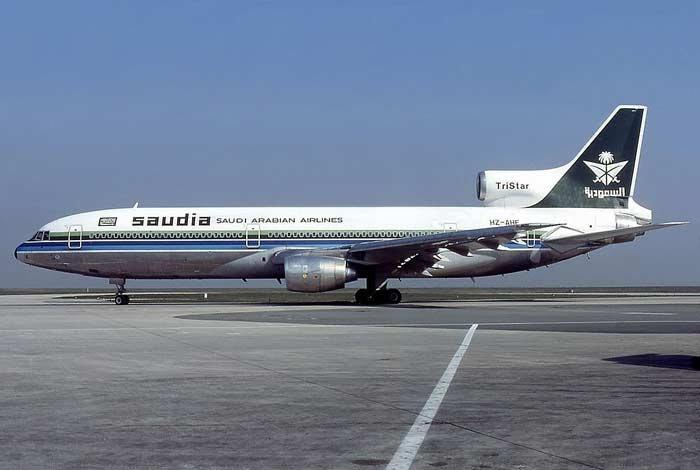 19 августа 1980 года, Катастрофа L-1011 в Эр-Рияде