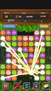 Jungle Match Puzzle 2