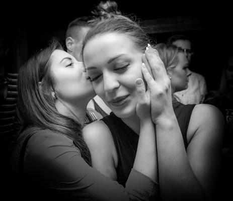 un bacio, una carezza di kareas