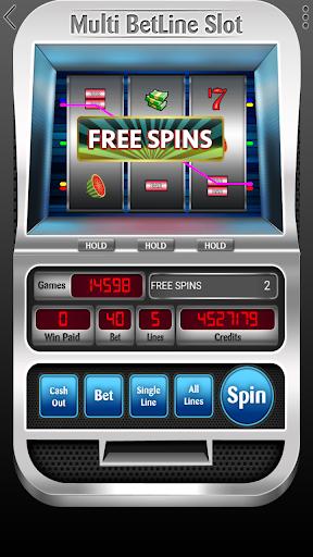 Slot Machine - Multi BetLine  screenshots 6