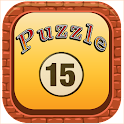 Fifteen Square Puzzle Pro icon