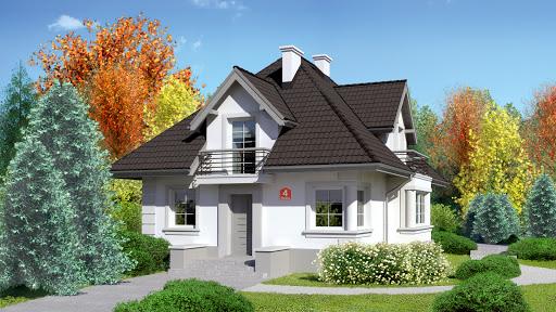 projekt Dom przy Sielskiej 4