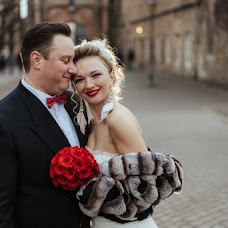 Wedding photographer Roman Serebryanyy (serebryanyy). Photo of 23.02.2018