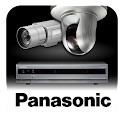 Panasonic Security Viewer icon
