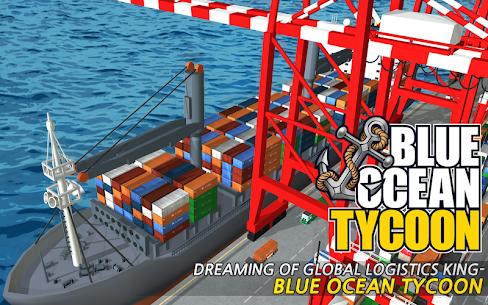 Blue Ocean Tycoon MOD (Unlimited Money/Stars/Pass) 1
