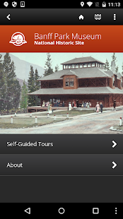 Banff Park Museum Guided Tour - náhled