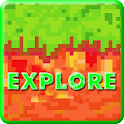 Craft Exploration Survival PE icon