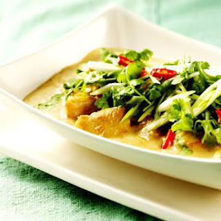 Easy Low-Carb Thai Coconut Curry Chicken