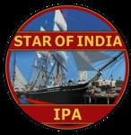 Logo of Bay Bridge Star Of India IPA