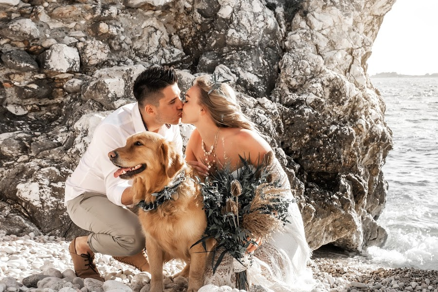 ช่างภาพงานแต่งงาน Yuliya Dobrovolskaya (JDaya) ภาพเมื่อ 07.06.2019