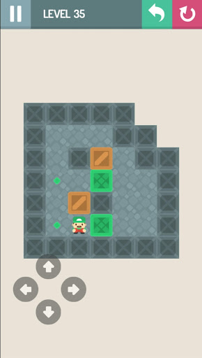 Sokoban 1.9 screenshots 4
