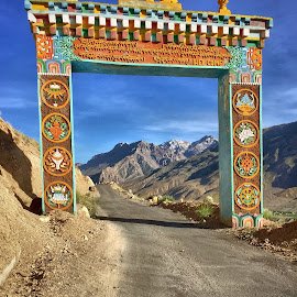 Gateway to Heaven by Rajat Sethi - Landscapes Mountains & Hills ( india landscapes hills mountains himalayas )