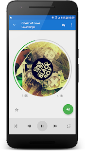 SoundSeeder Music Player 2.0 - Share music in sync Screenshot