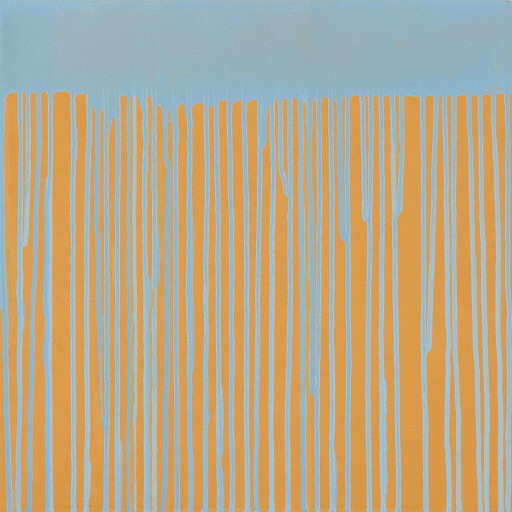 Julie Umerle, Orange Blue