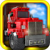 Truck Survival Block Games