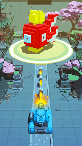 Shoot Balls - Fire & Blast Voxel 1.3.0 screenshots 4