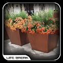 Large Garden Pots Design icon