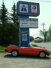 Photo: Merci à Autobahn 8 pour l'utilisation de son garage