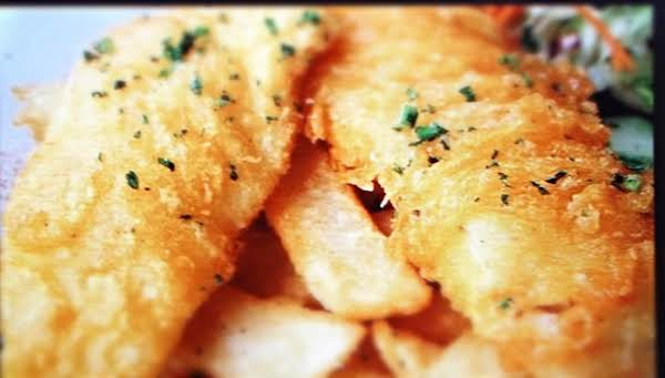 Gluten Free Fish And Chip's