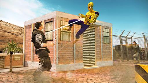 Survival Escape Prison :SuperHero Free Action Game  captures d'u00e9cran 2