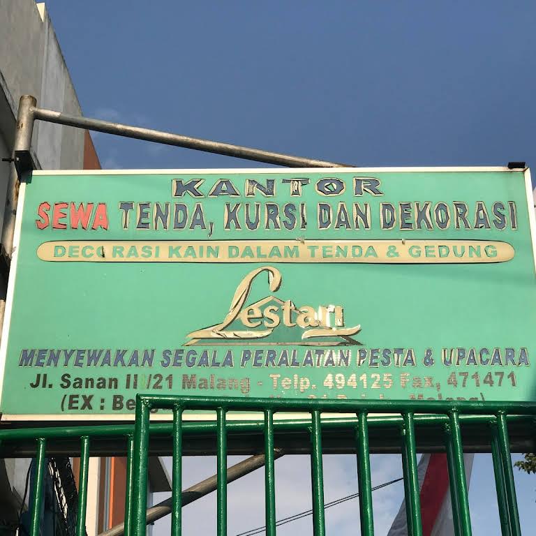 Persewaan Alat Pesta Dan Upacara Lestari Corporate Office