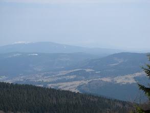 Photo: 21.Pilsko (1557 m) jest pięknie stąd widoczne.