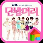 AOA LINE Launcher Theme Icon