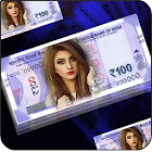 New Currency Note Frame Photo Editor icon