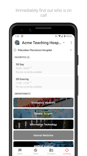 Hypercare - Secure Healthcare Collaboration screenshot 3