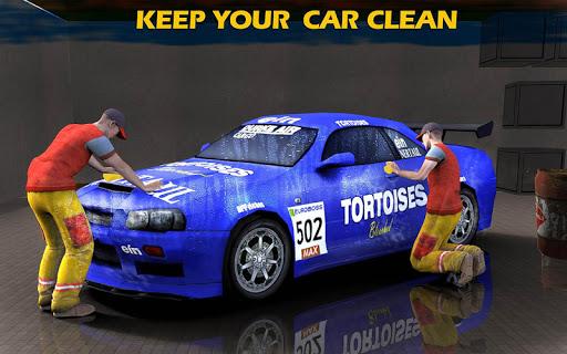 Sports Car Mechanic Workshop 3D 1.5 10