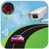 GPS Speed Camera Radar & Detector: GPS Speedometer