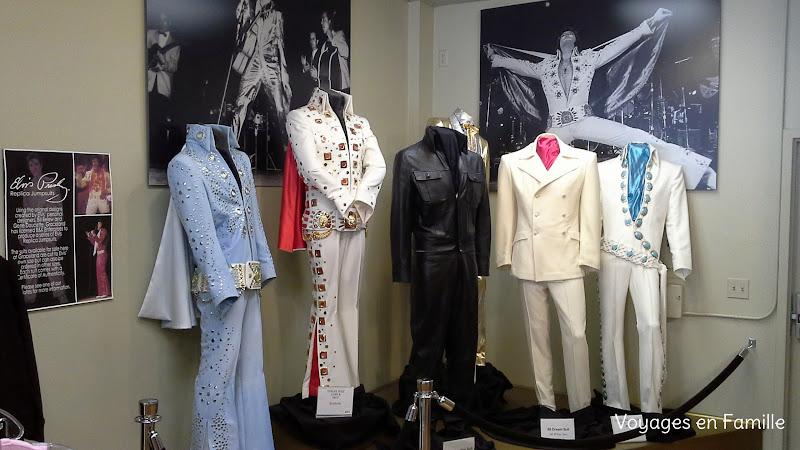 Shopping at Graceland