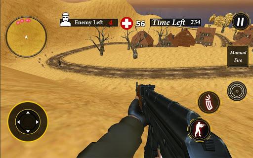 Real Survival Battle Royale Squad Mobile 1.0 screenshots 2
