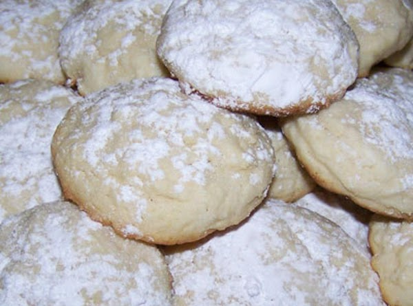 Lemony Afternoon Cookies Recipe