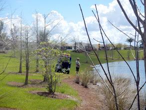 Photo: Bonita Pond on Canal Street, 1:23 pm, another fisheremen