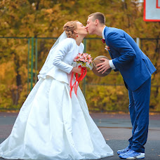 Wedding photographer Egor Kartashov (EgorkaPhotoSmile). Photo of 01.04.2016